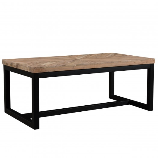 Table de repas Milla en bois d'acacia