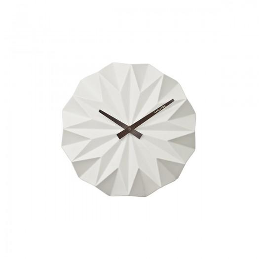 Horloge blanche Camille