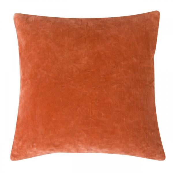 Housse de coussin en Shen orange