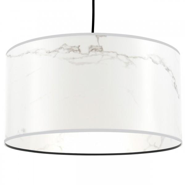 Suspension design effet marbre diamètre 45cm