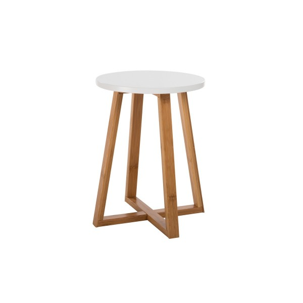 Table d'appoint blanche Scandinave