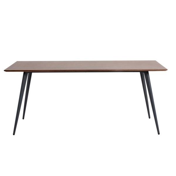 Table de repas Tiki 180 cm métal et bois