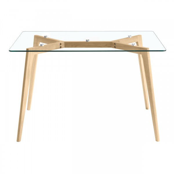 Table rectangulaire Bandung