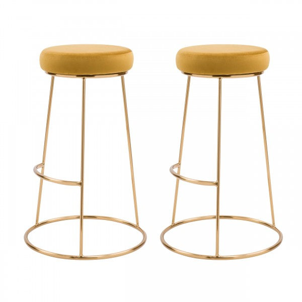 Tabouret de bar Dara curry