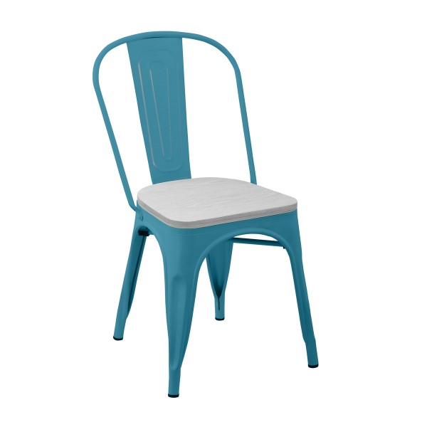 Chaise Factory Turquoise