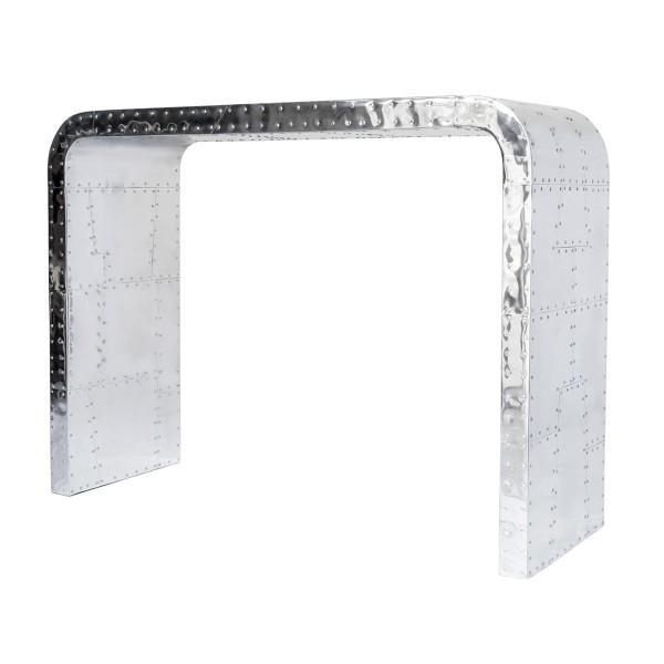 Console Aviateur en aluminium