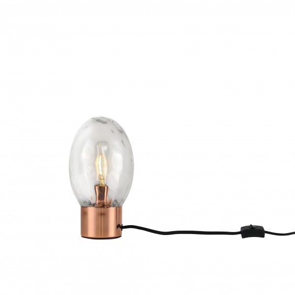 Lampe Irma cuivre (ampoule incluse)