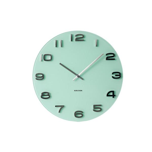 Horlogue turquoise Marius