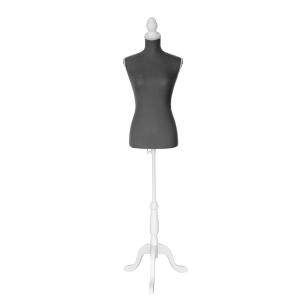 Mannequin couture Gris