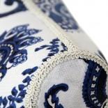 Mannequin couture Bleu et Blanc